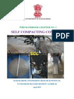 WRD-03 Self Compacting Concrete