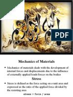 Lec 2 Stress Analysis