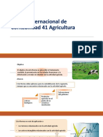 Norma Internacional de Contabilidad 41 Agricultura.pptx