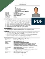 CV Saefulloh