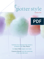 Potter and Potter Style Catalog - Summer 2011