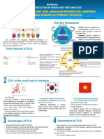 CLIL - Content and Language Integrated Learning_Poster
