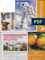 Vital Journal, Golf Panorama, Herbst-winter 2010-2011