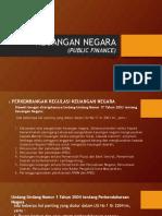 3. Keuangan Negara dan Penganggaran Sektor Publik