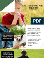 6) Los Discípulos Mas pequeños.pptx
