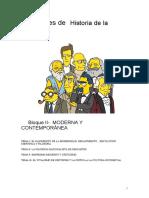 historia de la fiolosofia moderna y contemporanea 2 bachillerato