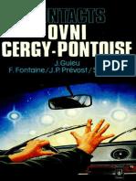Jimmy Guieu - Contacts Ovnis Cergy-Pontoise