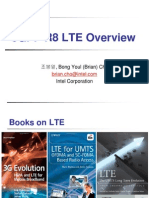 Lte Overview (INTEL Corporation)