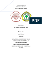 Cover case apendisitis
