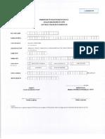 Formulir FKTP dan Peserta