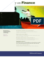 Mckinsey Quarterly - Organize for Value