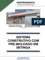 Sistema Construtivo Com Pré-Moldado Em Ibitinga