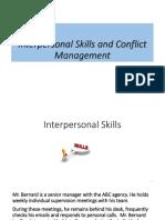 Interpersonal Skills - Powerpoint Slidessss