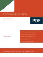 Comunicação de Dados P1