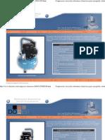 Compresores Silenciosos Sin Aceite 40 dB