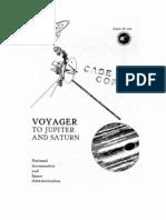 Voyager to Jupiter and Saturn