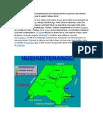 idiomas de huehuetenango