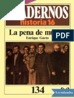 La pena de muerte - Enrique Gacto.pdf