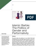 Yaqin-islamic barbie