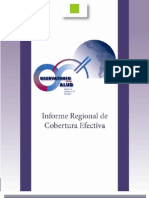 Informe Regional de Cobertura Efectiva Final 300910