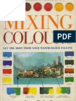 Jenny Rodwell - The Artists Guide to Mixing Colours - Water Colour