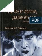 Economía de las emociones.  Georges Didi-Huberman