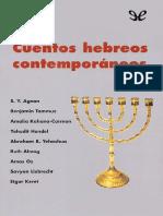 Cuentos hebreos contemporaneos