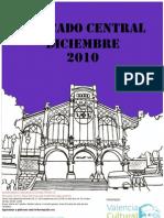 Cartel Monografico Mercado Central