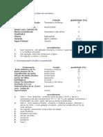 Produtos de Limpeza + de  20 formulas.doc