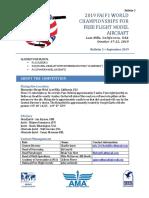 2019 FAI F1ABC WORLD CHAMPIONSHIPS FOR FREE FLIGHT MODEL AIRCRAFT FINAL BULLETIN.pdf