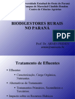 Bio Digest Ores No Parana Brazil Palestra Crea Armin