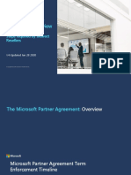 Guide - Partner Center Onboarding and Microsoft Partner Agreement (Reseller)