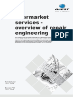 Aftermarket Services Overview of Repair …