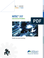 Afton Chemical HiTEC-317_PDS