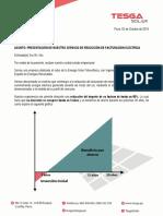 BROCHURE DE INYECCIÓN AHORRO ELÉCTRICO C-CARTA-MODELO