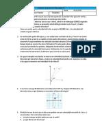 Evaluación de promoción grado 10 física