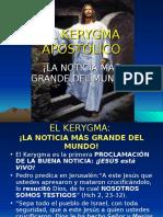 EL KERYGMA APOSTÓLICO.ppt