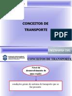Aula 2 - Conceitos de Transporte e Classificacao de Rodovias.ppt