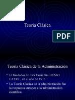 OTRAS TEORIAS DE LA ADMNISTRACION