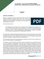 3. Benedicto Cajucom VII vs TPI Philippines Cement Corp et al.pdf
