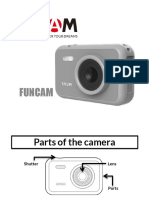 SJCAM FunCam paper manual_EN_Revised31Oct2019