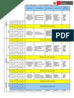 Cartel de LITERATURA 2020 (3ro, 4to y 5to)