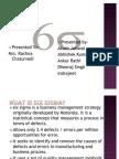 Akash Six Sigma