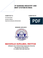 GROWTH OF BANKING INDUSTRY AND PAYMENT SYSTEM IN INDIA.docx