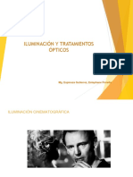 ILUMINACIÓN Y TRATAMIENTOS ÓPTICOS