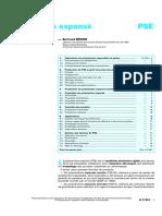 A 3 341 - Polystyrène expansé PSE