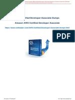 Amazon.Ensurepass.AWS-Certified-Developer-Associate.pdf.v2019-Apr-30.by.Horace.135q.vce