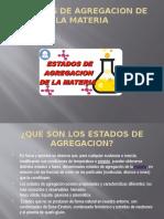 ESTADOS DE AGREGACION DE LA MATERIA.pptx
