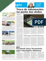 Troca de Informacoes na Ponta dos Dedos