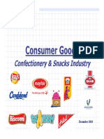 Consumer Goods [Read-Only]